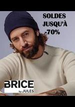 Prospectus Brice : soldes -70%