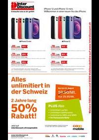Prospectus Inter Discount Bern Bümpliz : Mobile Prospect