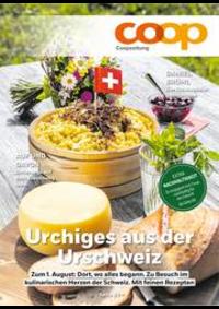 Prospectus Coop Supermarché Bern - Schlossstrasse : Coopzeitung