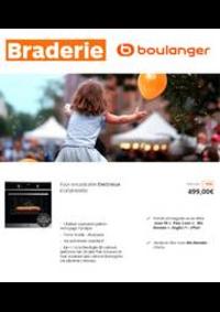 Prospectus Boulanger Publier : Braderie