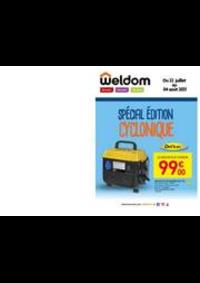 Prospectus Weldom BAUME LES DAMES : Le catalogue