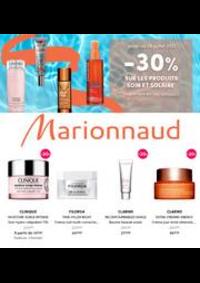 Prospectus Marionnaud MARGENCEL : Des Offres
