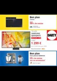 Prospectus DARTY Pontarlier - Doubs : bon plan