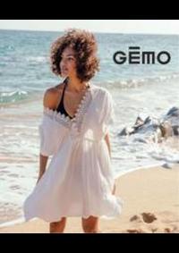 Prospectus Gemo CHAMPAGNOLE : Maillots de bain pour femme