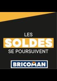 Prospectus Bricoman VILLEPARISIS : Les Soldes se poursuivent