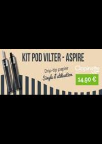 Prospectus Clopinette PANTIN : Offres