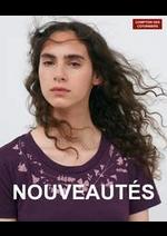 Prospectus Comptoir des cotonniers : Nouveautés