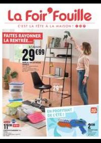 Prospectus La Foir'Fouille BRETIGNY SUR ORGE : Offre Spéciale