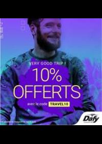 Prospectus DAFY MOTO valenciennes : 10% OFFRES