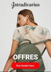 Prospectus Stradivarius PARIS : Offres Stradivarius