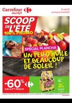 Prospectus Carrefour Drive : Un peu d'huile et beaucoup de soleil !