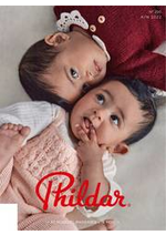 Prospectus Phildar : Catalogue Layette Automne - Hiver