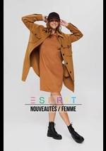 Prospectus Esprit : Nouveautés / Femme