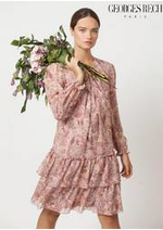 Prospectus Georges Rech : Dresses