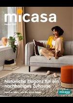 Prospectus Micasa : Prospekt Herbst 2021