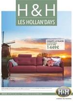 Prospectus H&H : LES HOLLAN'DAYS