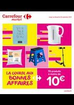 Promos et remises  : Catalogue LA COURSE AUX BONNES AFFAIRES