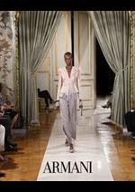 Prospectus Armani : FW 21-22 Fashion Show