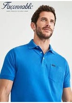 Prospectus Façonnable : Polo shirts