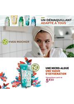 Prospectus Yves Rocher : DÉMAQUILLANTS