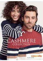 Prospectus Coop Supermarché : Cashmere Collection