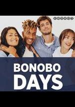 Prospectus Bonobo : NOUVEAUTÉS