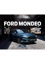Prospectus Ford : New Mondeo
