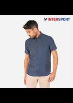 Prospectus Intersport : Men's Collection