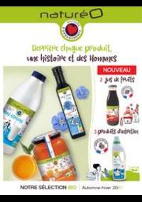 Prospectus NaturéO LES CLAIES-SOUS-BOIS : Les produits à la marque naturéO