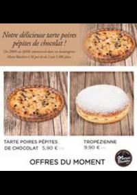 Prospectus Marie Blachère Argenteuil : Offres