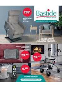Prospectus Bastide Bobigny : Catalogue Automne Hiver 2021