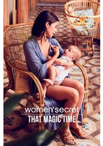 Prospectus Women'secret : That magic time