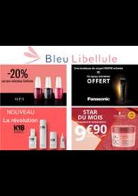 Prospectus Bleu Libellule COLLÉGIEN : Offre Spéciale