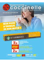 Prospectus Coccinelle : Mon plein d'énergie de bon matin !