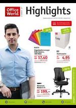 Prospectus Office World : Highlights