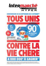 Prospectus Intermarché Hyper : TF ANNIVERSAIRE 2