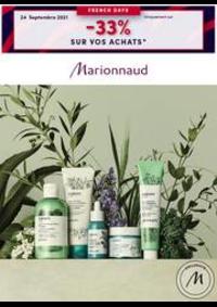 Prospectus Marionnaud EVIAN : Marionnaud Sélection à -40%