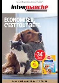 Prospectus Intermarché Super : EVEN ANIMALERIE JARDIN SEPTEMBRE