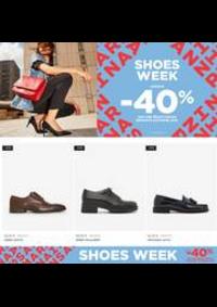 Prospectus San Marina Mulhouse : Shoes Week Jusqu'à' -40%
