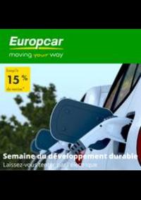 Prospectus Europcar ROISSY EN FRANCE : Offres