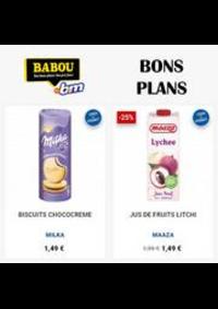 Prospectus Babou ESSEY LES NANCY : BONS PLANS