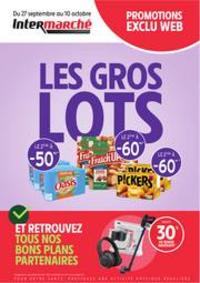 Prospectus Intermarché Super Croix : PROS 2 DRIVE + MKP GROS VOLUME