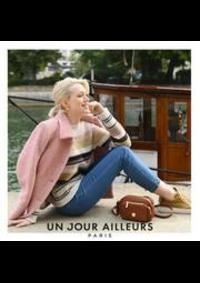 Prospectus Un jour ailleurs PARIS 18 AVENUE DU GENERAL LECLERC : Lookbook