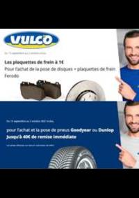 Prospectus Vulco LE PRE SAINT GERVAIS : Promo