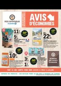 Prospectus E.Leclerc LE BLANC MESNIL : AVIS D?ÉCONOMIES