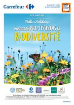 Prospectus Carrefour : Ensemble Protégeons la Biodiversité