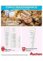 Prospectus Auchan : Cet automne on s'embellit