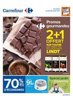 Prospectus Carrefour : Promos Gourmandes