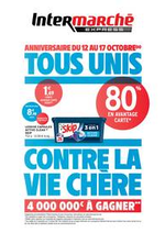Prospectus Intermarché Express : TF ANNIVERSAIRE 4