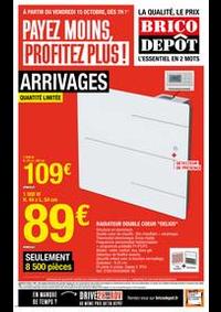 Prospectus Brico Dépôt ANNEMASSE - VETRAZ MONTHOUX : Catalogue Brico Dépôt